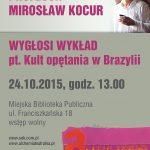 Profesor Mirosław Kocur – wykład