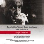 Dialog o losie i duszy. Stanisław Vincenz (1888–1971)   Wystawa