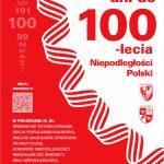 Odliczamy 100 dni do 100-lecia odzyskania niepodległości