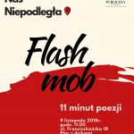 Flash mob – 11 minut poezji