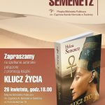 Helena Semenetz – zaproszenie na spotkanie autorskie