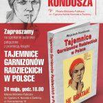 Wojciech Kondusza – spotkanie autorskie