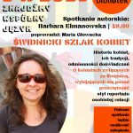 Spotkanie autorskie z Barbarą Elmanowską