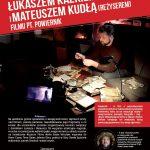Łukasz Kazek, Mateusz Kudła – spotkanie odwołane