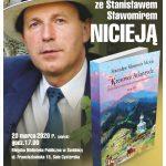 Stanisław Sławomir Nicieja – spotkanie odwołane