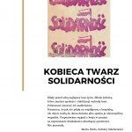"""Kobiece twarze Solidarności oraz Ku wolności… Krótki rys historyczny NSZZ """"Solidarność"""" Ziemi Świdnickiej"""