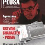 Kacper Płusa – spotkanie autorskie