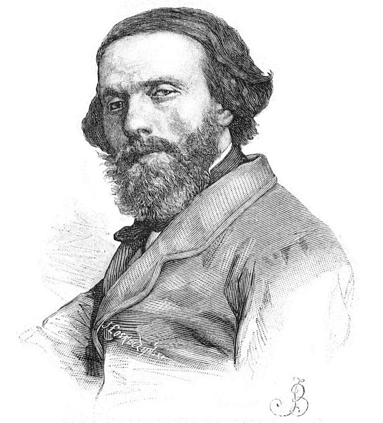 """By Józef Łoskoczyński (1857-1928) - http://www.culture.pl/baza-sztuki-pelna-tresc/-/eo_event_asset_publisher/eAN5/content/cyprian-norwid (citing """"Cyfrowa Biblioteka Narodowa Polona"""")File:Józef Łoskoczyński - Cyprian Norwid.jpg, Domena publiczna, https://commons.wikimedia.org/w/index.php?curid=21967503"""