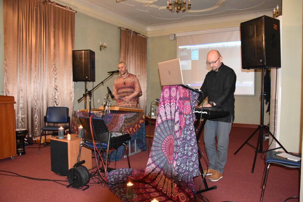 Berkanan - Duet – Dariusz Miziarski i Witek Kowaliszyn