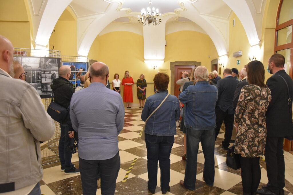 Wernisaż wystawy ZESTAW 2020