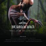 Wieczór muzyczny z Berkanan – zaproszenie