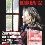 Spotkanie z Agnieszką Dobkiewicz