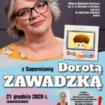 Spotkanie online z Dorotą Zawadzką – Supernianią, autorką książek