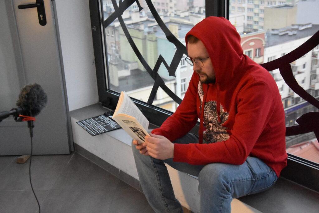 ujecie z drugiego piętra - Paweł Buczma