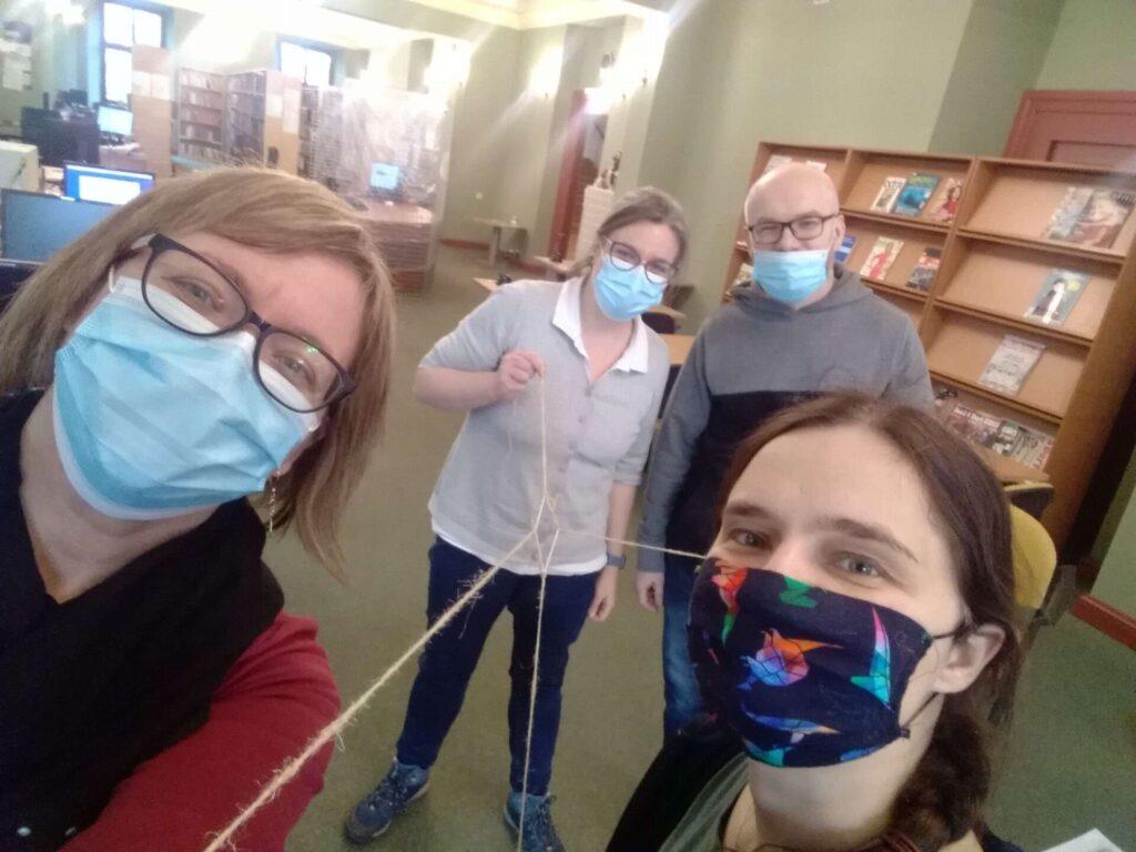 Szkolenie w ramach programu Amazon STEAM Kindloteka - bibliotekarze i prowadzące