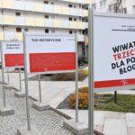 Wystawa plenerowa Wiwat maj, trzeci maj, dla Polaków błogi raj!…