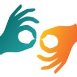 O bibliotece w języku migowym