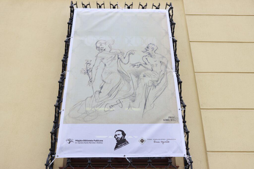 grafika C.K.Norwida
