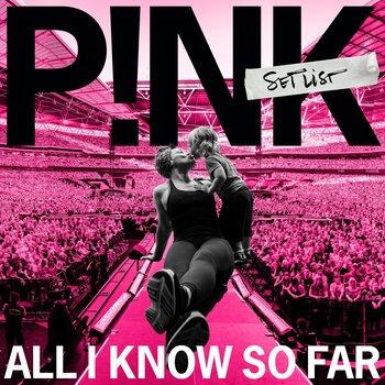 okładka płyty pink