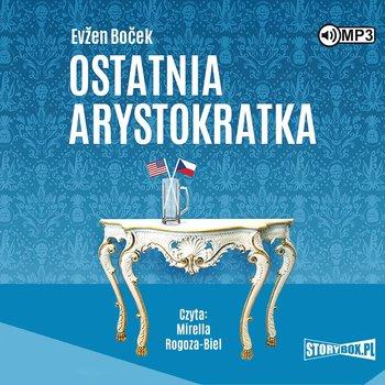 okładka audiobooka evzen bocek ostatnia arystokratka