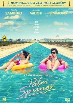 okładka filmu palm springs