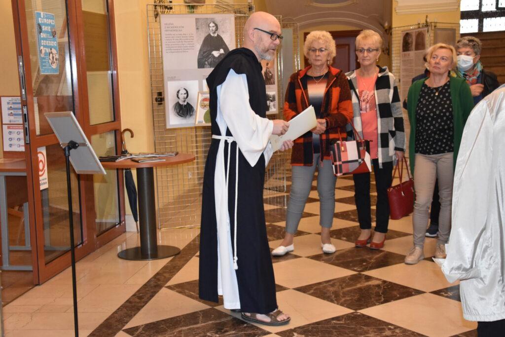 Europejskie Dni Dziedzictwa - oprowadzanie po bibliotece