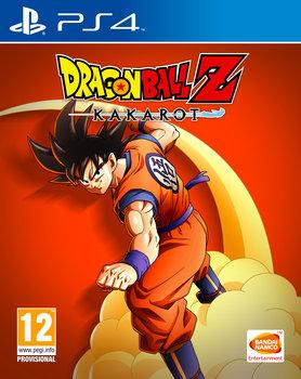 okładka gry na PS4 dragon ball z