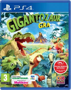 okładka gry na PS4 gigantozaur