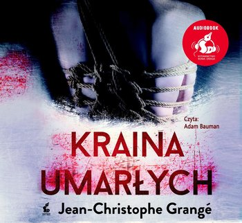 okładka audiobooka tytuł kraina umarłych autor jean-christophe grange