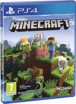 okładka gry na PS4 minecraft