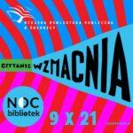 VII edycja NOCY BIBLIOTEK – zaproszenie