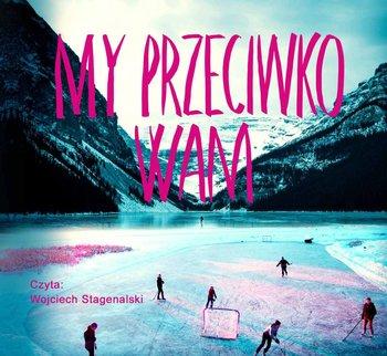 okładka audiobooka tytuł my przeciwko wam autor fredrik backman
