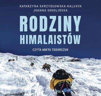 okładka audiobooka tytuł rodziny himalaistów autor K. skrzydłowska-kalukin