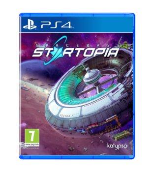 okładka gry na PS4 spacebase startopia