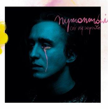okładka płyty muzycznej tytuł coś się zepsuło wykonawca szymonmówi