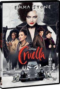 okładka filmu cruella