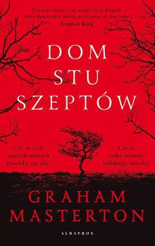 okładka książki tytuł don stu szeptów autor graham masterton
