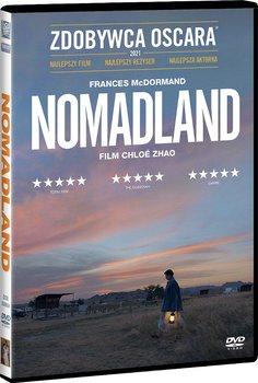 okładka filmu nomadland