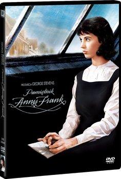 okładka filmu pamiętnik anny frank